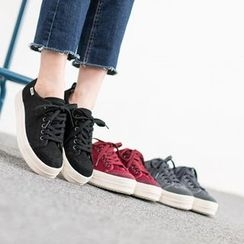 VIVIER - Lace-Up Sneakers
