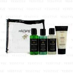 Philip B - Travel Kit (Paraben Free)