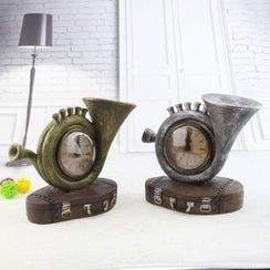 LITUP - Saxophone Clock Ornament