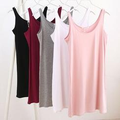 Lacyland - Plain Tank Dress