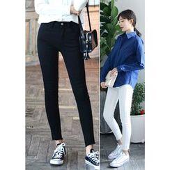 DEEPNY - Plain Skinny Pants