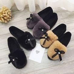 BARCA - Furry Flats