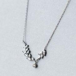 A'ROCH - Rhinestone Necklace