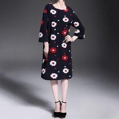 Alaroo - 繡花連衣裙