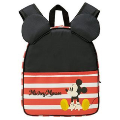 Skater - Mickey Mouse Die Cut Lunch Bag for Kids