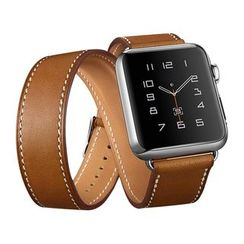 Papilio - Genuine-Leather Apple Watch Strap