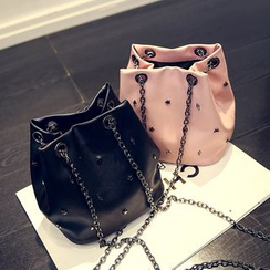 Secret Garden - Star Studded Bucket Bag