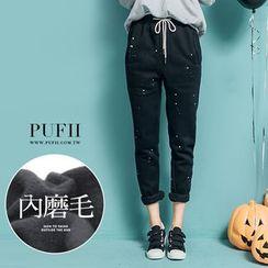 PUFII - Drawstring Pants