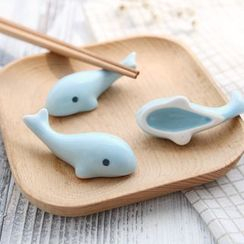 Cute Essentials - Whale Chopstick Rest