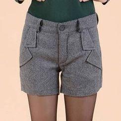 Isadora - Plain Shorts