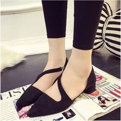 Wello - Block Heel Pumps