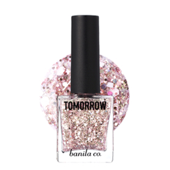 banila co. - Tomorrow Nail Glitter Pink 02