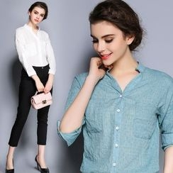Lina Love - Long-Sleeve Shirt
