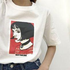 Cloud Nine - 短袖印花T恤