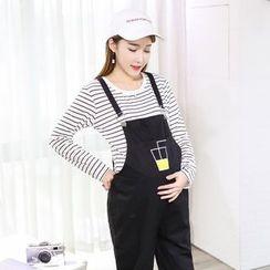 Mamaladies - Maternity Jumper Pants