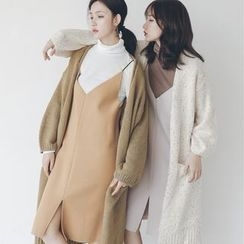 MIKPO - Long Chunky Cardigan