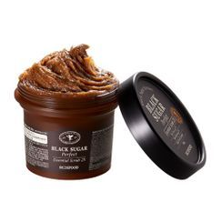 Skinfood - Black Sugar Perfect Essential Scrub 2X 210g