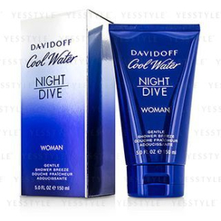 Davidoff - Cool Water Night Dive Gentle Shower Breeze