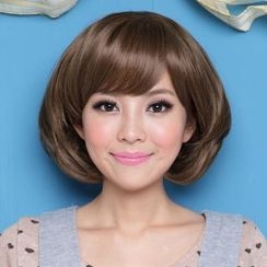 Clair Beauty - Full Short Wig - Curly