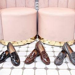 chuu - 吊蘇平跟船鞋