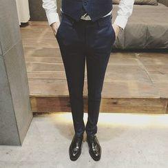 Simsam - Slim Fit Pants
