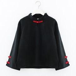 Meimei - 毛呢夹克