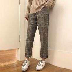 Dute - Plaid Pants