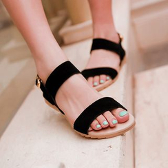 Shoes Galore - Flat Sandals