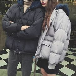 Bestrooy - Hooded Padded Jacket