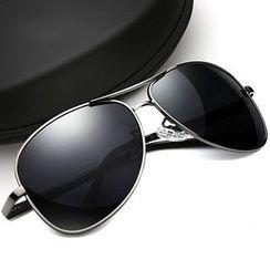 JUNHOVER - Aviator Sunglasses