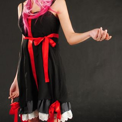 Comic Closet - Guilty Crown Yuzuriha Inori Cosplay Costume