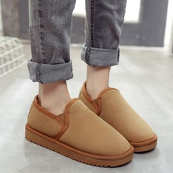 Yoflap - Fleece Slip ons