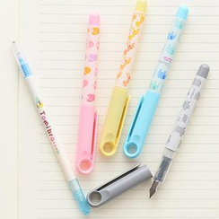 Good Living - Printed Pen