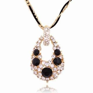 Best Jewellery - Gemstone Teardrop Necklace