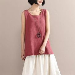 Calo Rosa - Plain Sleeveless Top