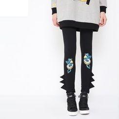 MUKOKO - Embroidered Leggings
