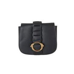 DABAGIRL - Chain-Strap Metal-Embellish Shoulder Bag