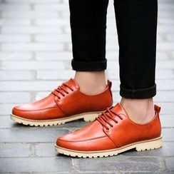 HANO - 仿皮船鞋