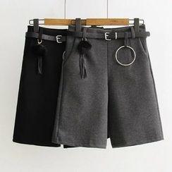 Ainvyi - Woolen Shorts