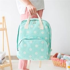Youme - Floral Print Backpack