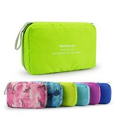 Wild Bamboo - Travel Toiletry Bag
