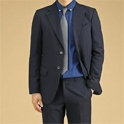 THE COVER - Flap-Pocket Blazer