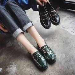 Hipsole - Buckled Loafers