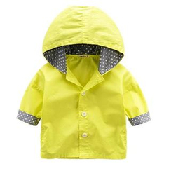 Kido - Kids Hooded Jacket