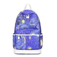 VIVA - Milky Way Print Backpack