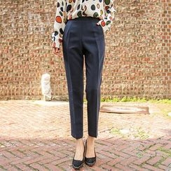 Seoul Fashion - Slim-Fit Pants