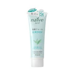 Kracie - Naive Facial Cleansing Foam (Green Tea)
