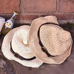 Orange Country - Weaving Hat