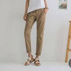 JUSTONE - Tapered Chino Pants