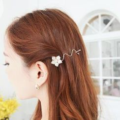 soo n soo - Faux Pearl Hair Pin